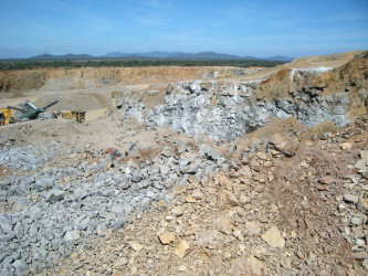 BQC Quarries - Rock Reserves